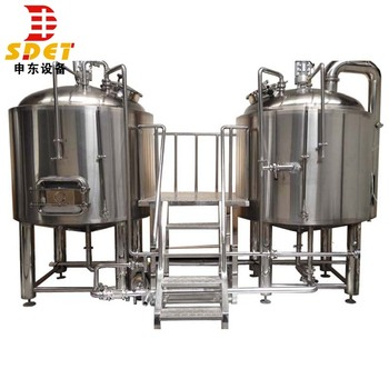 plant whole set beer brewing 4000l Micro Brewery House