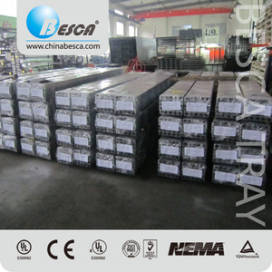Galvanized Strut Channel C Channel Support System For Cable Tray