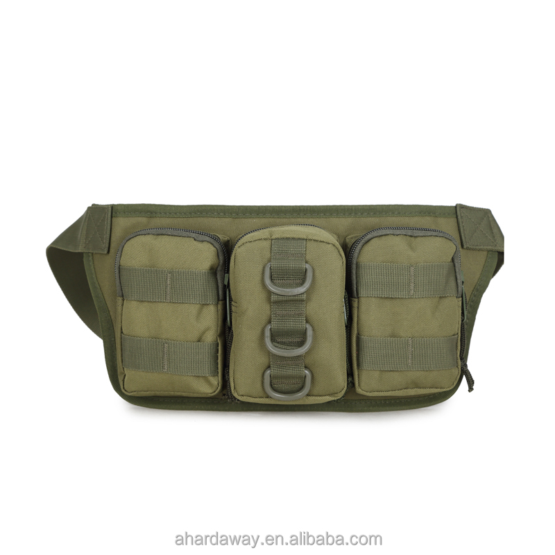 New fashionable outdoor high quality  sport waist  fanny pack bum bag