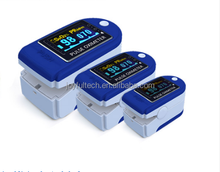 Fingertip pulse oximeter FM-2000 with Capacity Pulse Scanning & Recording Technology