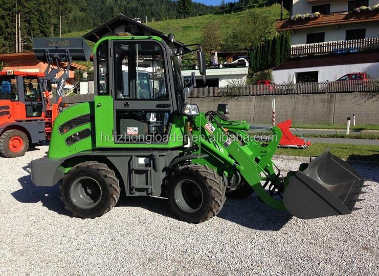 Germany Sale Machine Small Articulated Loader And Mini