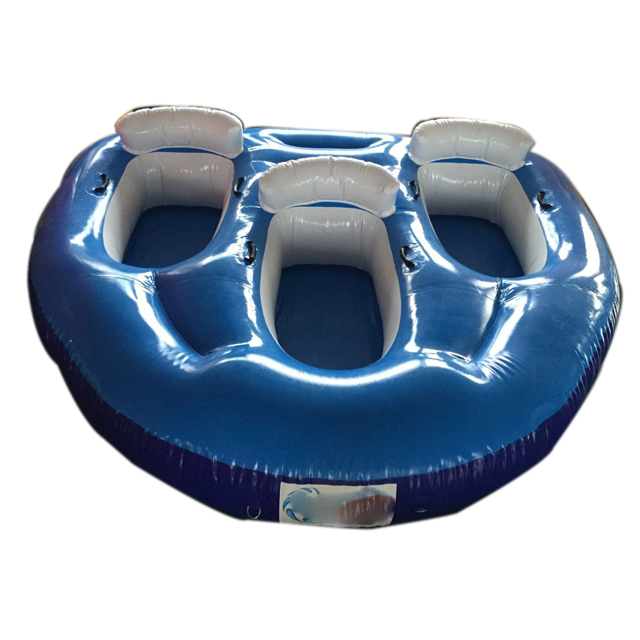 Factory price giant inflatable pool float big inflatable Bed adult Child Fun Water Toy