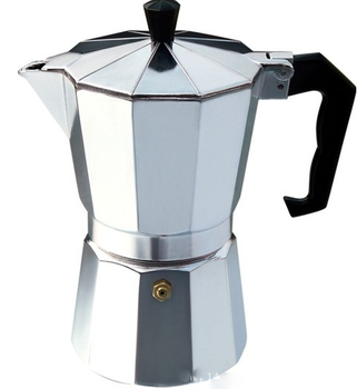 3/6/9/12 cup Aluminium Moka Coffee Percolator Espresso Coffee Maker