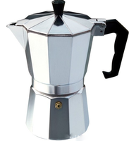 Aluminium Moka Coffee 6 12 CUP Espresso Coffee Maker