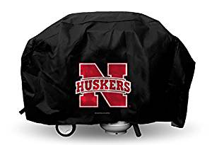 Officially Licensed NCAA Nebraska Corn Huskers Deluxe Grill Cover