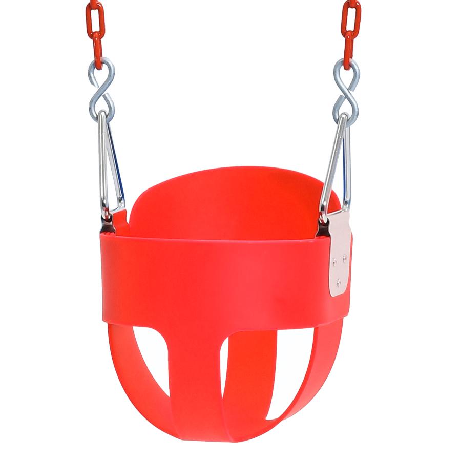 Brand New Design Hot Sales Eva Full Bucket Baby Basket Swing Set