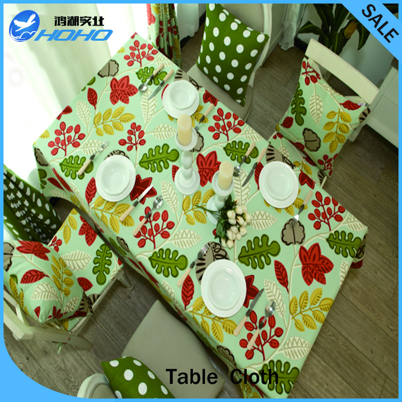 Trade Assurance manufacturer direct supplier embroidery design table cloth wedding table