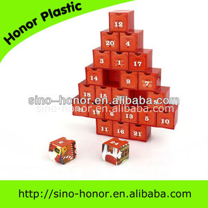 Holiday/Christmas decoration Christmas box decoration Christmas chocolate box