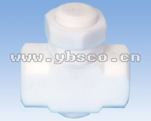 Teflon (F4) Suger Coating Air Atomizing Spray Nozzle