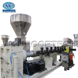 PNHS Waste Plastic Recycling Pelletizing Line Machine Water Ring Pelletizer