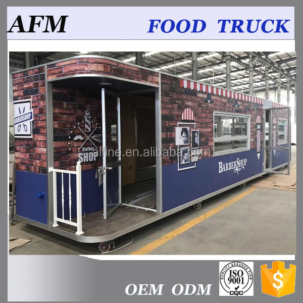 2019 popular unmovavle food carts