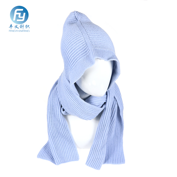 Venta al por mayor tejer bufandas con capucha-Compre online los ...
