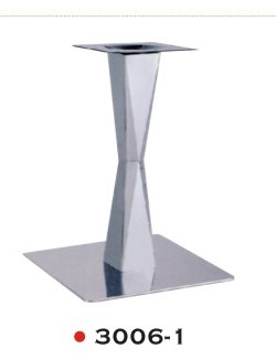 Restaurant Furniture Parts Square Metal Table Base Dinning Room - Restaurant table base parts