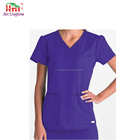 Unisex Medical Nursing Uniform Scrubs