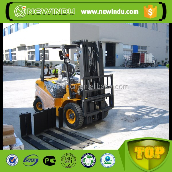 Low price diesel HUAHE HH25Z 2.5 ton forklift machine price