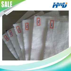 Factory 200Gsm Polyester filament non woven geotextile for Road covering