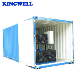 Container Ice Block Making Machine Brine Type Block Ice with Good Price