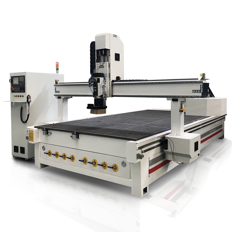 Carpentry Furniture Used CNC Wood Cutting Router Machine