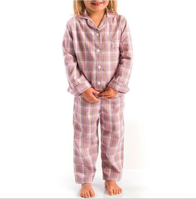4e377ab20 Pretty Pink Brushed Cotton Girls Pyjamas - Buy Children Cotton ...