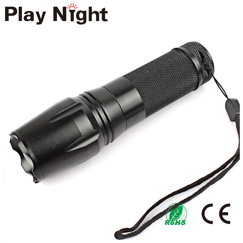10W XML-T6 rechargeable military 1000lm 18650 tactical flashlight X800 led flashlight