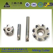 China CNC indexable milling cutter,high speed cutter with milling inserts