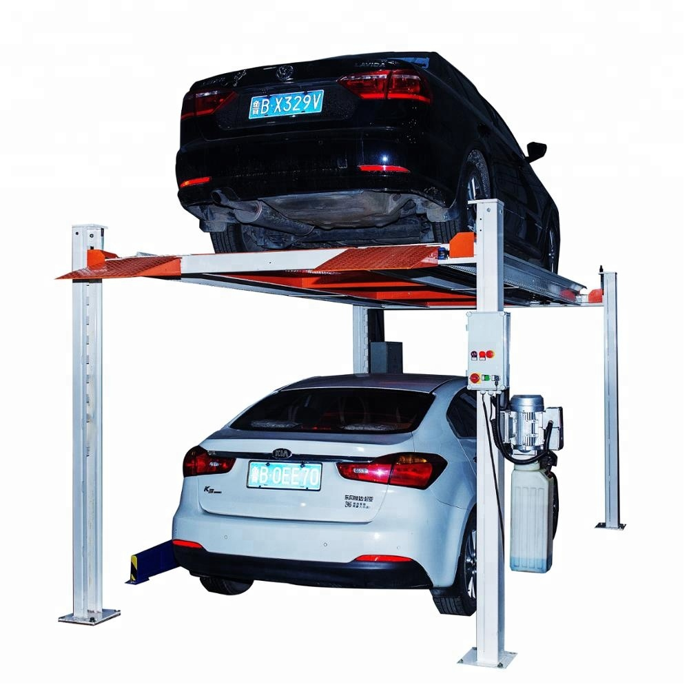 Bendpak Pl-14000 Two Post Car Stacker Parking Lift,7,000 Lb  - Buy 2 Post  Parking Lift,Car Rotating Platform,Two Post Home Car Lift Product on