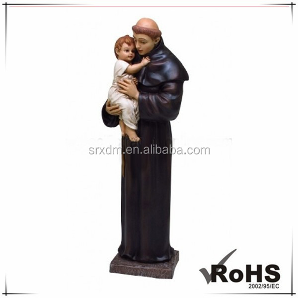 High quali christian religious figure of JESUS Gifts, Custom Christian Present hard vinyl material China maker