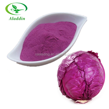 100% Pure Natural Red Cabbage Color Pigment Powder With Best Price - Buy  Food Coloring Powder,Red Cabbage Color Powder,Red Cabbage Pigment Product  on ...