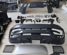 2014 STARTECH body kit with PP material for land rover range rover sport