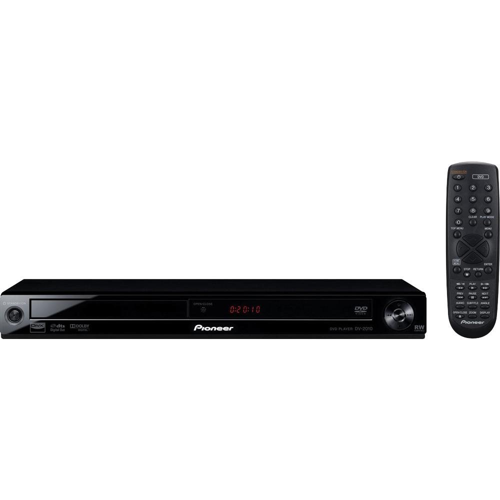 Pioneer DV-2010 All Multi Region Code Zone Free Dual Voltage DVD Player