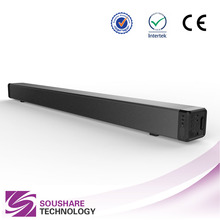 Home gadget Karaoke bosed sound bar bluetooth speaker with subwoofer 5.1 soundbar home theater system for TV