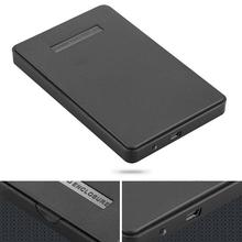 External Enclosure for Hard Disk Usb 2.0 Sata Durable Portable Case Hdd 2.5″ Inch Support 2TB Hard Drive high quality