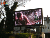 10mm Big Outdoor Led Advertising Screen Price for video, picture/ easy install/ 3G/4G,wifi,computer,internet control