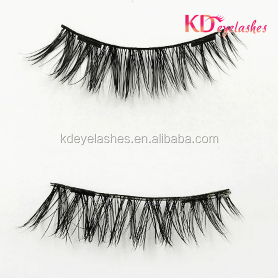 Magnetische lashes valse wimpers taiwan nertsen wimpers