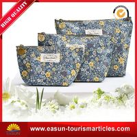 Low price cheap polyester travel bag plastic bag with logo bag for gift