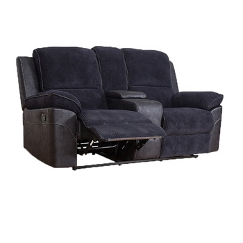 Luxury And Motion Fabric Recliner Loveseat Sofa Furniture Buy