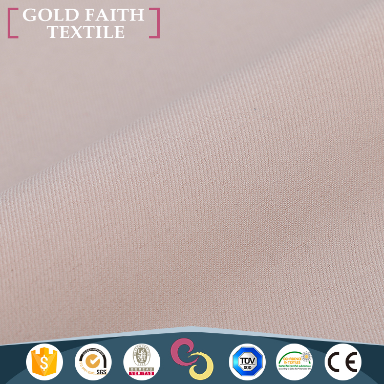 Free Sample 100 Cotton Twill Fabric With Best Quality and Low Price