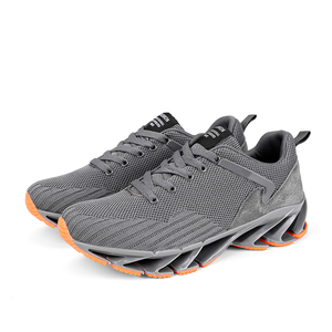 China custom made sport shoes supplier factory Brand air sneaker shoes blade running shoes