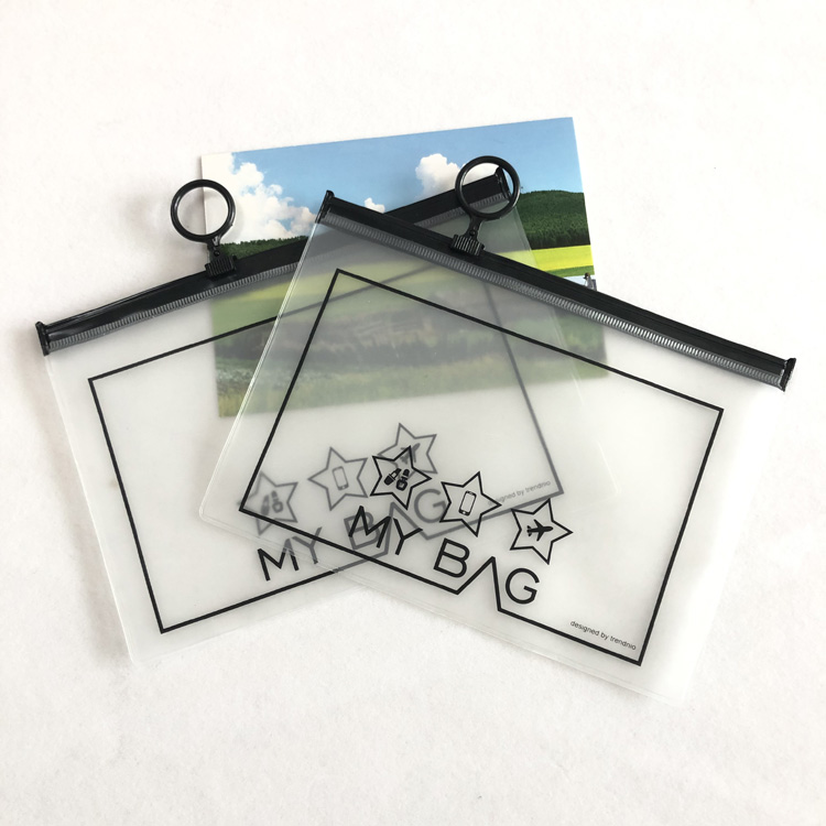 Transparent Plastic Zipper Bag Pouch with your custom logo,PVC ziplock bag,phone packing bag