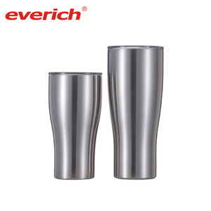 top choice cups stainless steel tumbler 30 oz can have lid or handle | Everich