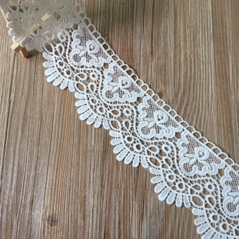 China Diamond Lace For Wedding Design Embroidery Bridal Sewing Lace