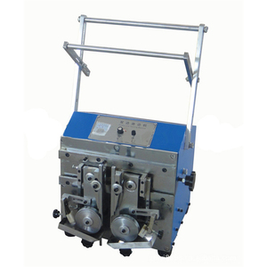 Double side painting machine/Automatic Double Side Belt Leather Edge Painting Machine