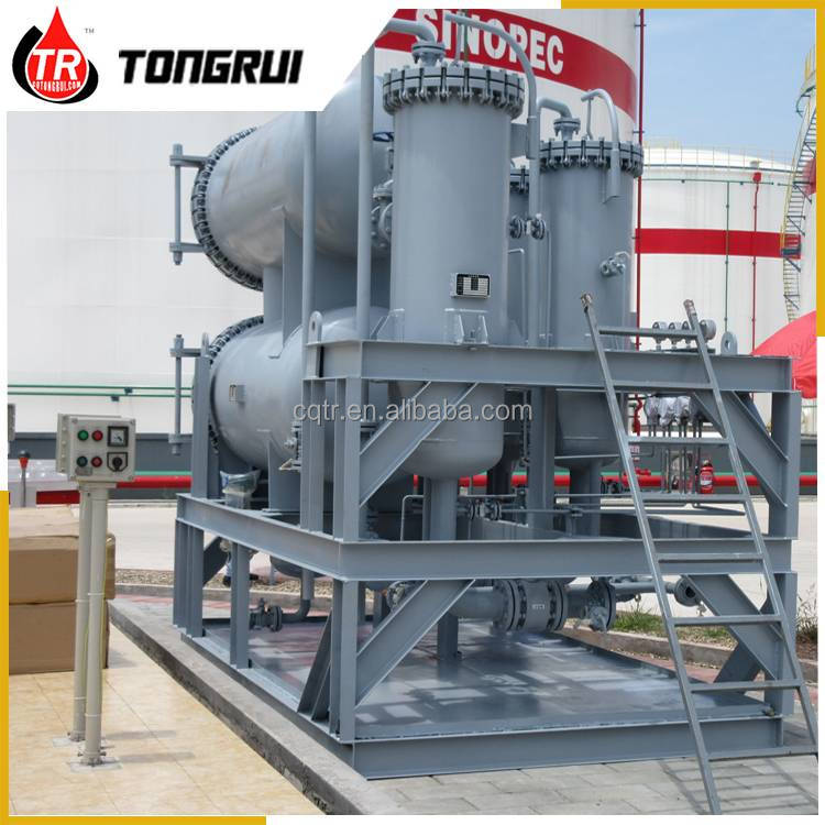 SINOPEC Standard Waste Diesel Oil And Water Separator Regeneration Recycle Machinery