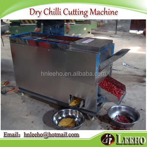 electrical automatic chilli cutter