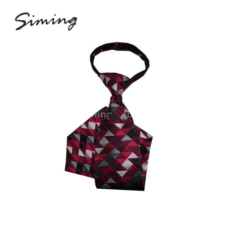 Wholesale men official cheap security elastic reusable zip ties for men