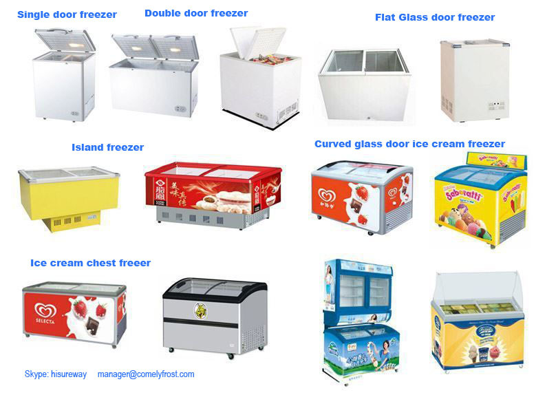 High Quality Absorption Lpg Gas 3 Way Chest Freezer Buy