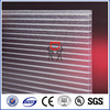 UV protection polycarbonate transparent roofing sheet