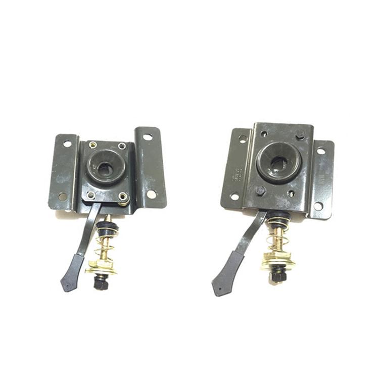 truck plastic car radiator mask lock assembly for sinotruk