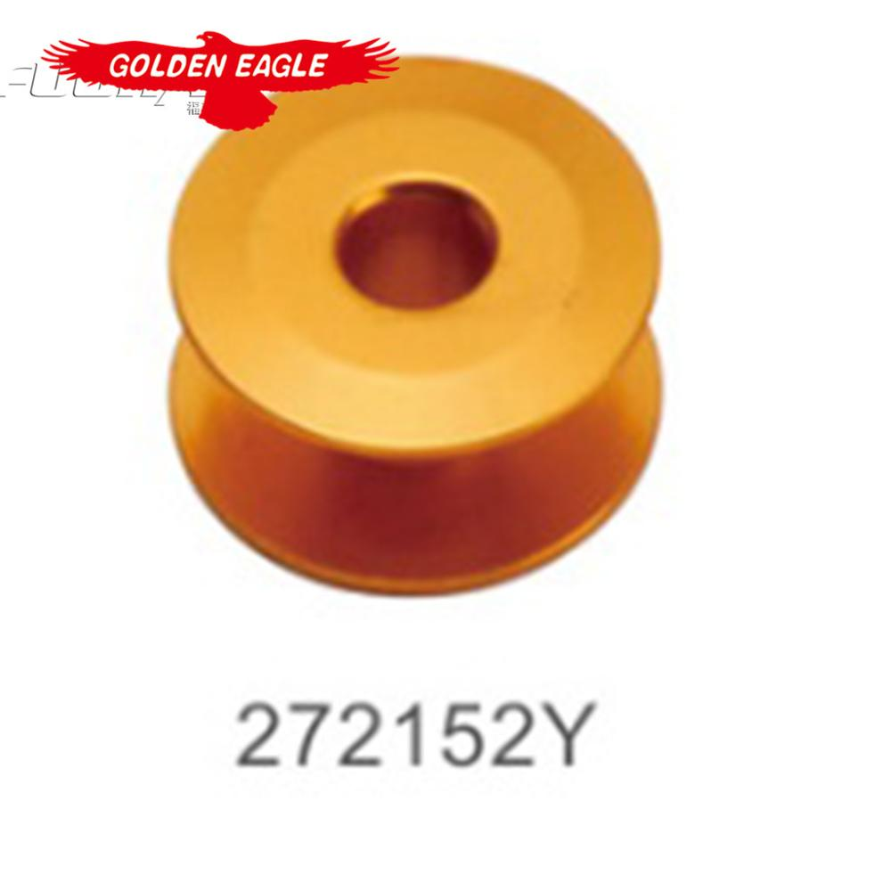 272152Y Embroidery machine bobbin case ( yellow )