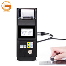 New product large storage high accuracy leeb 342 rechargeable thickness gauge meter measuring instrument